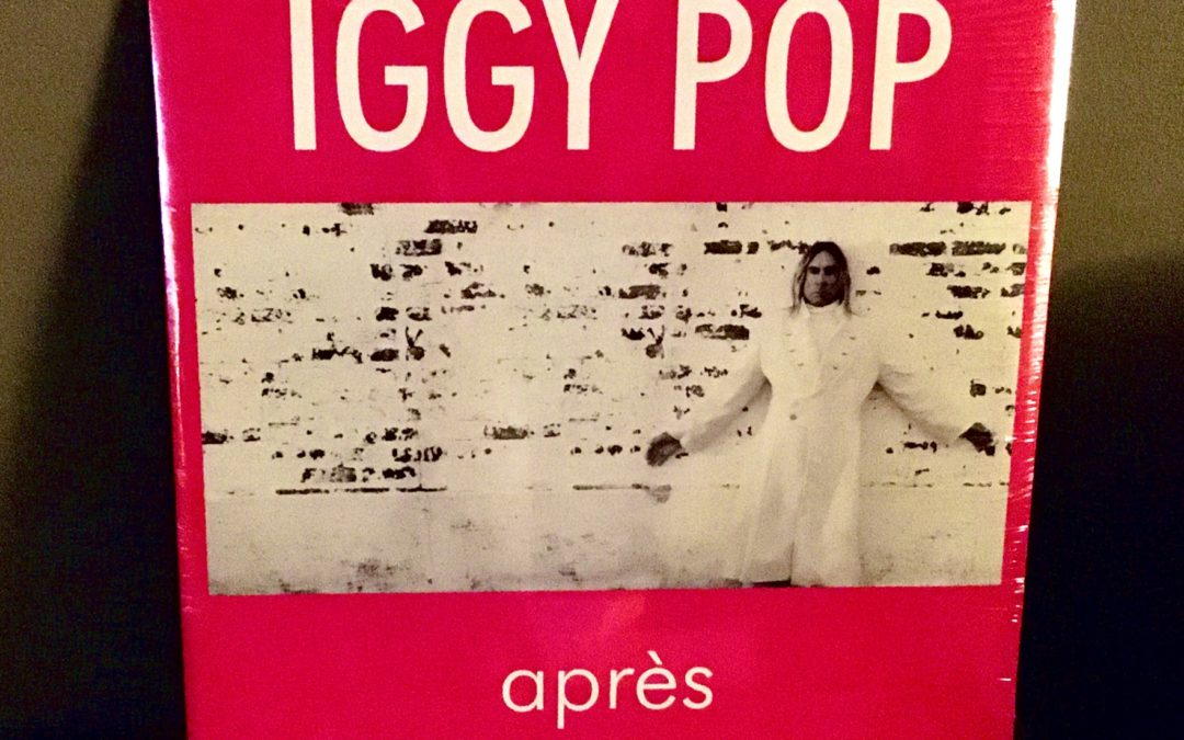 "GARDENING & TAI CHI: ""APRÈS"" SHOWS IGGY'S UNPEXPECTED SIDE"