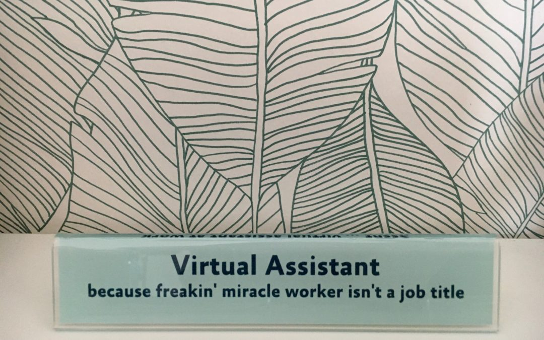 Wat doet virtual assistant